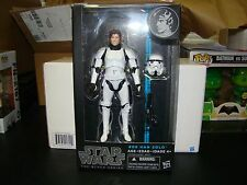 STAR WARS BLACK SERIES 6 INCH HAN SOLO IN STORMTROOPER DISGUISE MISB