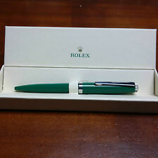 GENUINE AUTHENTIC JADE GREEN ROLEX PEN - PERFECT GIFT CHINESE NEW YEART