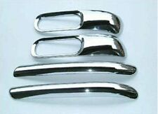 PT Cruiser CHROME Bumper Trim Cover 4pc Set