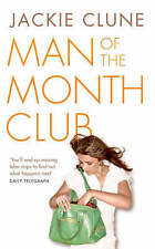 Man of the Month Club,Clune, Jackie,New Book mon0000019067