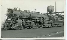 7A135 RP 1939 GRAND TRUNK RAILROAD ENGINE #6304 CHICAGO IL