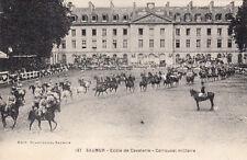 SAUMUR 137 école de cavalerie carroussel militaire éd blanchaud
