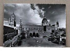 Palermo - La Cattedrale [grande, b/n, viaggiata]