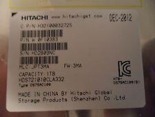 Hitachi 1TB 7200RPM SATA Hard Drive PN 0F10383 HDS721010CLA332