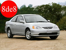 Honda Civic 3P (2003) - Manual de taller en CD