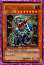BEAST KING BARBAROS Re Bestia Barbaros JUMP-EN032 ULTRA RARA IN INGLESE yugioh