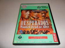 PC  Desperados (GreenPepper) USK-Einstufung: USK ab 12 freigegeben