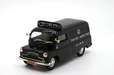 Rare ! Bedford Van 1965 Israel Funeral Coach Hearse BRK. ISR 4 Brooklin 1/43 Lim