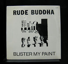 Rude Buddha ‎- Blister My Paint LP New Sealed GT-22468 1985 USA Vinyl Record