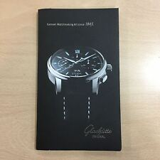 Glashutte Catalog Press kit