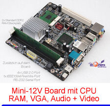 MOTHERBOARD AOPEN i915GMt-FS VGA SVGA-OUT 1600 MHZ INTEL CPU 512MB DDR2 7.1AUDIO
