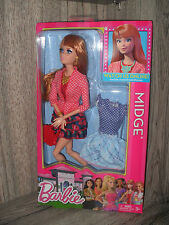 Muñeca Barbie Doll Dream house Migde mattel NRFB