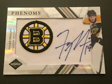 Tyler Seguin 2010 Panini Limited Phenoms RC Auto #177/299 Stars/Bruins