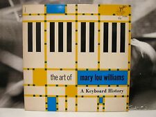 THE ART OF MARY LOU WILLIAMS - A KEYBOARD HISTORY LP NM SPANISH REISSUE 1988