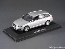 1/43 Minichamps Audi A6 Avant 3.2 quattro 2004 - C6 - silber - NEU - 140100