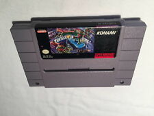 Teenage Mutant Ninja Turtles IV: Turtles in Time (Super Nintendo SNES) Game Exc!