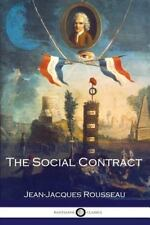 The Social Contract by Jean-Jacques Rousseau (2016, Paperback)