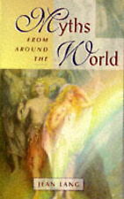 Myths from Around the World by Jean Lang (Paperback, 1996)