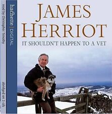 It Shouldn't Happen to a Vet by James Herriot (CD-Audio, 2009)