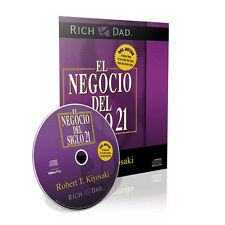 Network Marketing El Negocio Del Siglo 21 CD NEW Robert Kim Kiyosaki Spanish CD