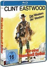 Blu-ray FÜR EINE HANDVOLL DOLLAR v. Sergio Leone, Clint Eastwood ++NEU