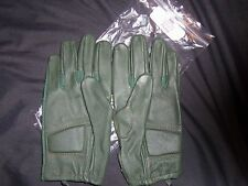 TACTICAL GLOVES COMBAT XL EXTRA LARGE NEW KEVLAR GOATSKIN LEATHER USA ACU GLOVE