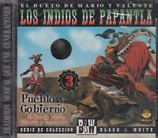 Los Indios de Papantla El Dueto De Mario y Valente Pueblo y Gobierno CD Nuevo