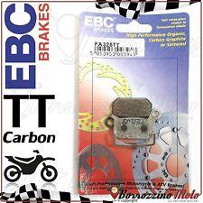 PASTIGLIE FRENO ANTERIORE EBC CARBON FA325TT POLINI X3R H2O 50