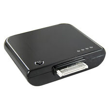External USB Rechargable Lithium Battery Charger for Apple iPod & iPhone 4 Black