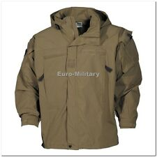 High Quality Tactical Military Soft Shell Waterproof Jacket Olive,Coyote - GEN 3