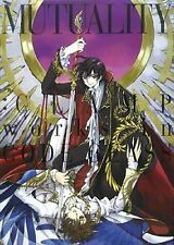 Used Mutuality: Clamp works in Code Geass Art Book Japan