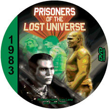 "Prisoners of the Lost Universe (1983) Adventure and Sci-Fi CULT ""B"" Movie DVD"