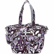 Purple Paisley Be Spicy Jujube Bag Diaper HTF Rare! Discontinued Great Bag!
