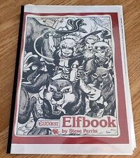 ElfQuest RPG - Velobound with ElfQuest Companion