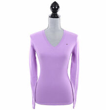 Tommy Hilfiger Women Long Sleeve Pullover V-Neck Sweater - $0 Free Ship