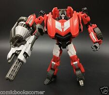 Transformers Generations 2012  SIDESWIPE 100% Complete Fall of Cybertron War