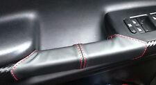 ALFA ROMEO Giulietta copri maniglia anteriore DESTRA e SINISTRA vera PELLE