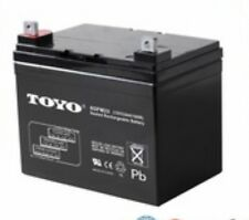 Toyo 12V 35Ah John Deere Lawn & Garden Tractor Riding Mower Battery SLA