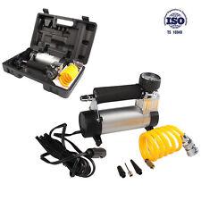 150PSI 12V Portable Mini Air Compressor Auto Car Electric Tire Inflator Pump New