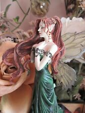 Nene Thomas Direwood Fairy Figurine BNIB by Munro Makers of Faerie Glen Fairies