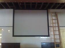 "ProScreens 170"" (84"" X 150"") 16:9 GRAY PROJECTION SCREEN MATERIAL high contrast"