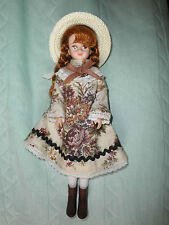 BAMBOLA DOLL ANNA DAI CAPELLI ROSSI ANNE OFTHE GREEN GABLES CANDY TAKARA JAPAN