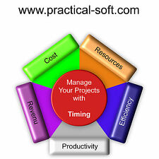 Business Planning Project Management Software by practical-soft.com