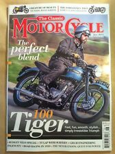 The Classic Motorcycle June 2014 FREE SHIPPING, 100 Tiger! Budget Velo Special