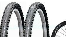 2 Bicycle Tyres Bike Tires - Mountain Bike - 26 x 1.95 VC-5030 - High Quality