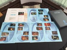 Large Star Trek Mercury Phone Cards Lot, 82 in total, Limited Edition Sets MINT