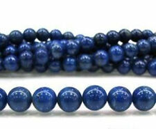 New 8mm Genuine Cashmere Sapphire Stone Loose Beads Gemstone 15""