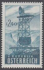 Autriche Austria 1959 ** mi.1068 richtfunknetz antenne telecommunications