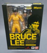 SH S.H. Figuarts Bruce Lee (Yellow Track Suit) Bandai Japan NEW ***