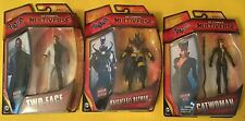 Knightfall Batman Two-Face Catwoman Multiverse figures DC Universe Mattel lot